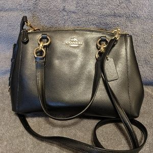 Coach Crossgrain Mini Christie Carryall